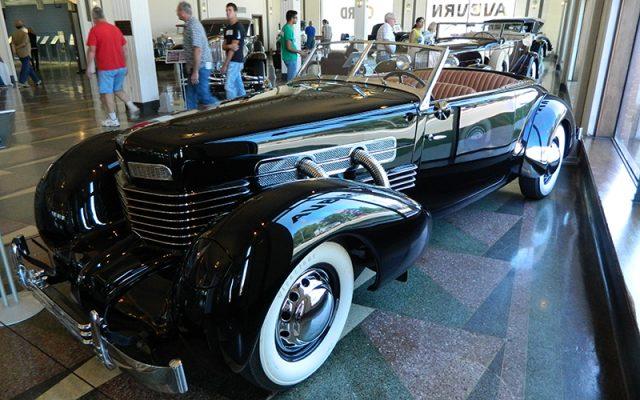 1937 Cord 812 Phaeton Supercharged