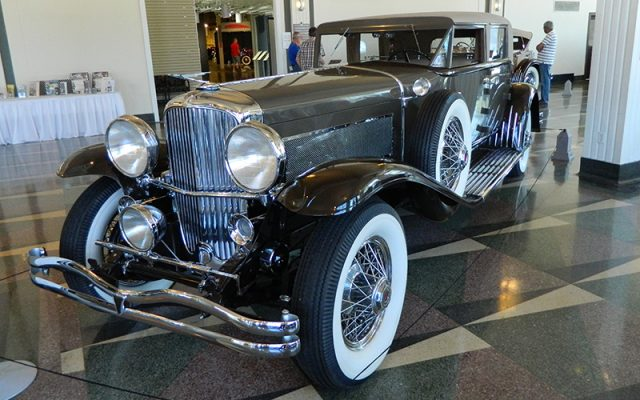 "1931 Duesenberg J-387 ""J"" Beverly Sedan, Body by Murphy"