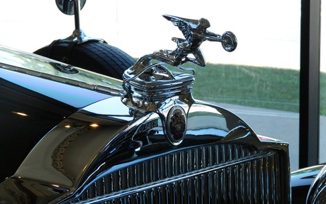 1930 Packard Hood Ornament