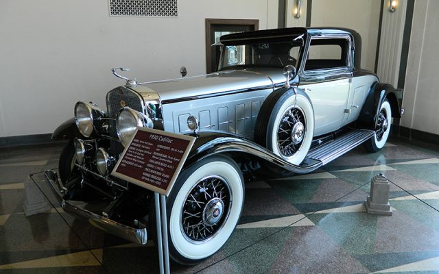 1930 Cadillac Series 452 Coupe