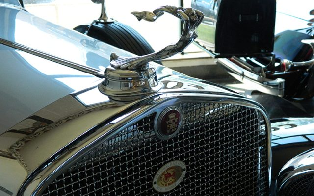 1930 Cadillac Series 452 Coupe Hood Ornament