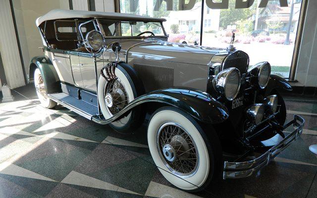 1928 Cadillac 341-A Sport Phaeton