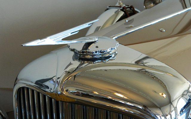 1934 Duesenberg J-250 Hood Ornament