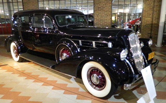 1936 Pierce-Arrow Limousine