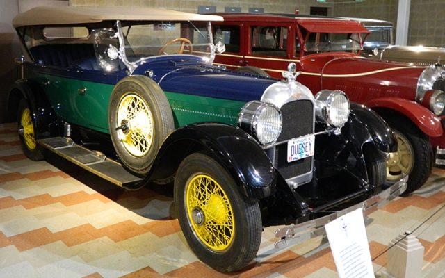 1926 Duesenberg Model A, Body by Millspaugh and Irish