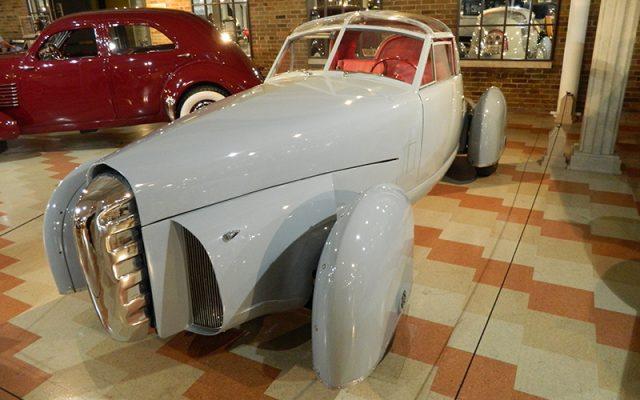 1948 Buehrig Tasco Prototype