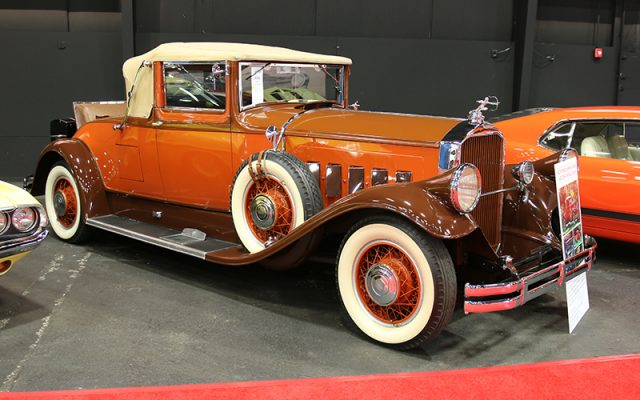 1929 Pierce-Arrow sells Fall Auburn Auction 2017