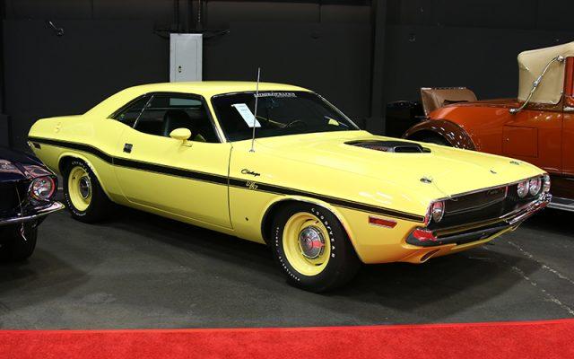 1970 Dodge Hemi Challenger R/T sells Fall Auburn Auction 2017