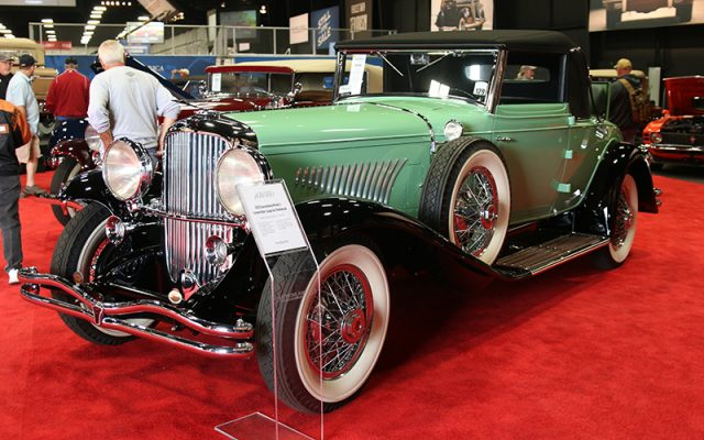 Duesenberg sells Fall Auburn Auction 2017