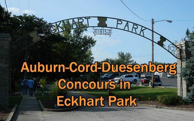 Auburn-Cord-Duesenberg Festival 2017