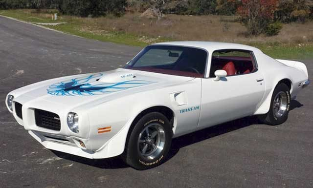 1973 Pontiac Trans Am Super Duty