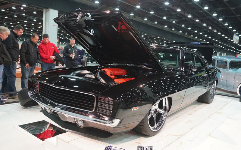 Great 8 winner at 2018 Detroit Autorama