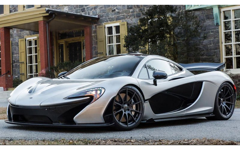 Bohnams sells 2015 McLaren P1 during Amelia Island Auctions