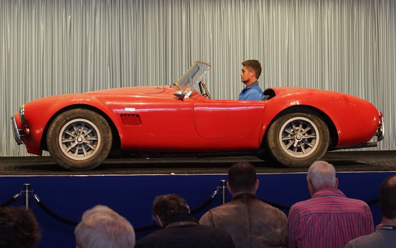 Amelia Island Concours D'Elegance presents the Gooding & Company Auction