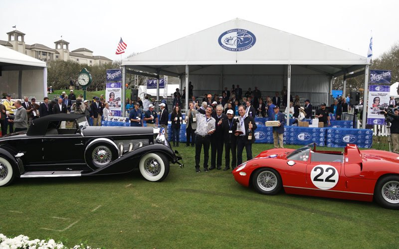 bestofshow-winners-owners, Amelia Island Concours D'Elegance