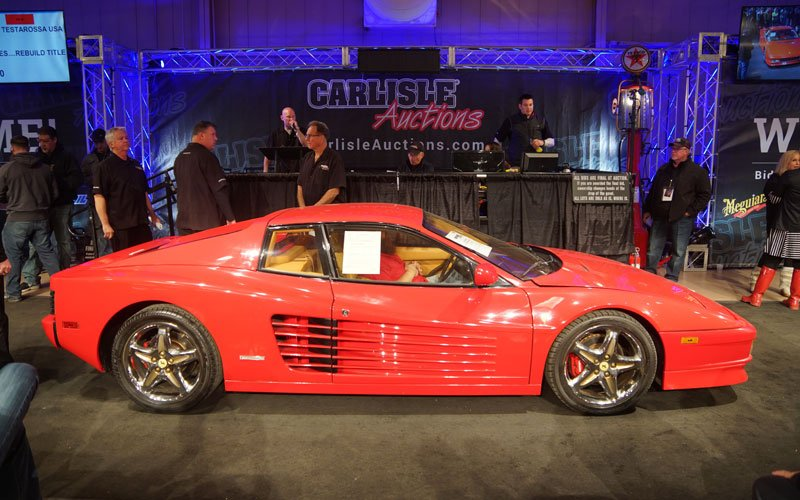 Spring Carlisle Auction 2018