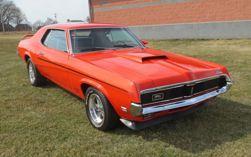 1969 Mercury Cougar Eliminator offered at the Spring Carlisle Auction 2018