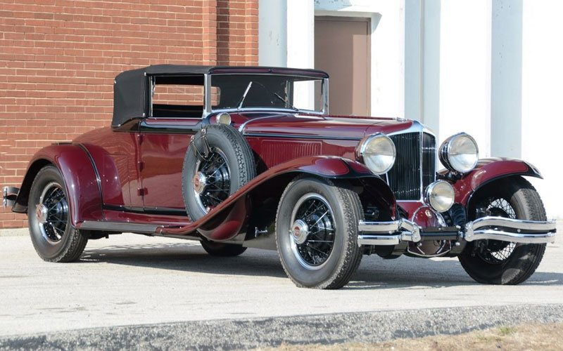 1931 Cord L29 Cabriolet at Auburn Spring Auction 2018