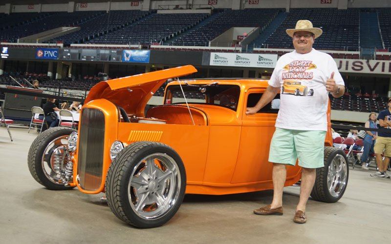 NSRA Give A Way Car Winner