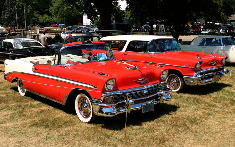 Iola Car Show ClassiCar News - Iola car show