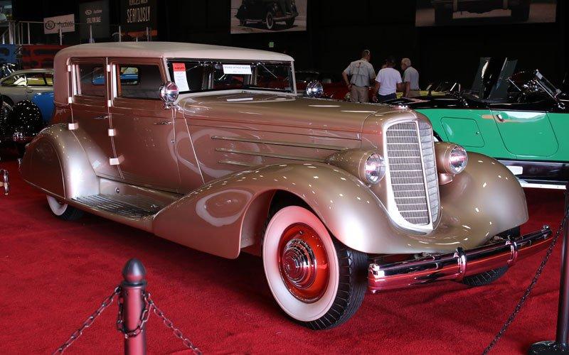 1929 Duesenberg at Fall Auburn Auction