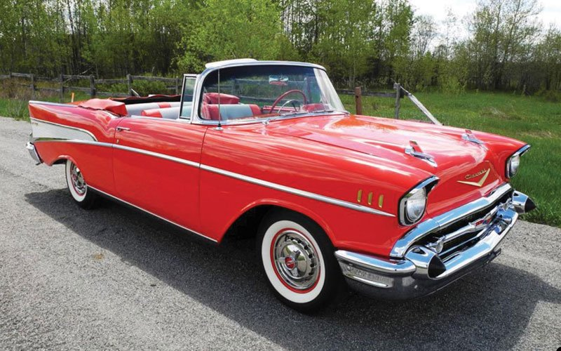 Fall-Auburn-Auction-1957-chev-bel-air-convt-3178