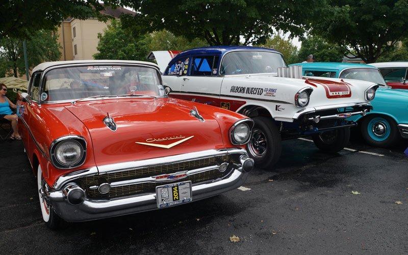 TriFive Nationals ClassiCar News - Bowling green ky car show 2018