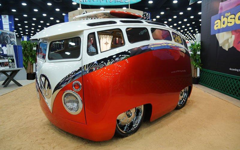 VW Custom Microbus