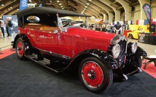 Ryan Rivers' 1924 Buick Resto Rod
