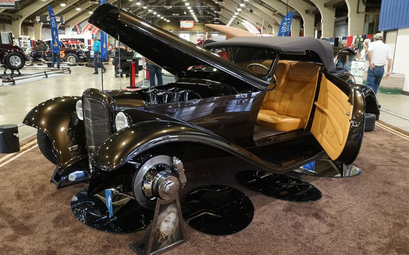 1932 Ford Roadster vying for America's Most Beautiful Roadster