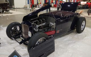 1932 Ford Roadster contends for America's Most Beautiful Roadster