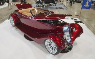 1933 Timeless Ford Roadster for America's Most Beautiful Roadster Trophy