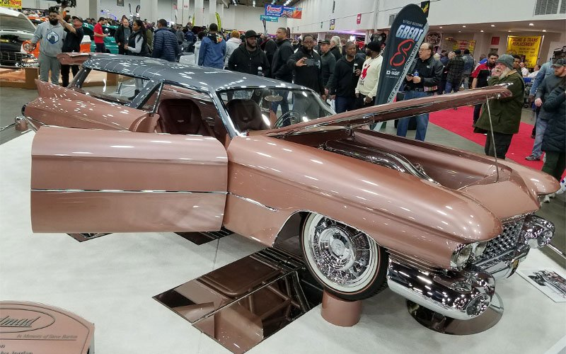 1959 Cadillac Nomad wins Ridler Award at the 2019 Detroit Autorama