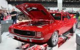 1969 Camaro ZL69 Makes Great 8 at the 2019 Detroit Autorama