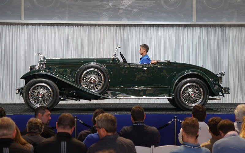 1930 Packard sells at 2019 Amelia Island Concours