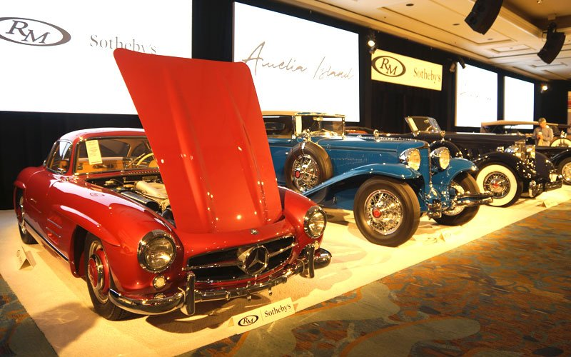RM Sotheby's at 2019 Amelia Island