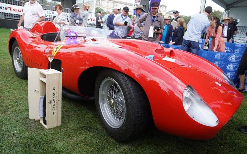 1957 Ferrari 335S