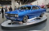 1965 Chevelle Custom Hardtop was selected to the Great 8 at the 2019 Detroit Autorama