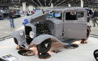 1932 Ford Victoria selected to the Great 8 at 2019 Detroit Autorama