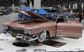 1959 Cadillac Nomad selected to Great 8 at 2019 Detroit Autorama