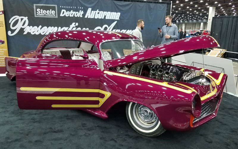 Carl Casper's 1951 Chevy the Empress