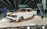 1964 Acadian makes Great 8 at the 2019 Detroit Autorama