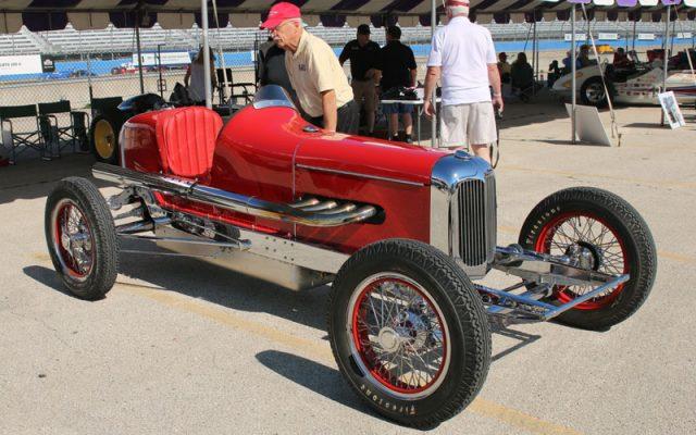 1933 Miller Red Lion
