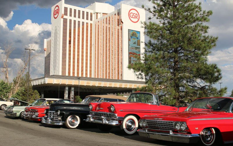 Scenes from the Grand Sierra Resort during Hot August Nights 2019