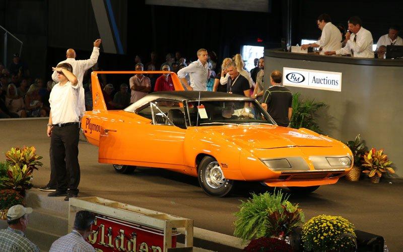 Indiana Car Auction >> Fall Auburn Auction 2019 Makes History Classicar News