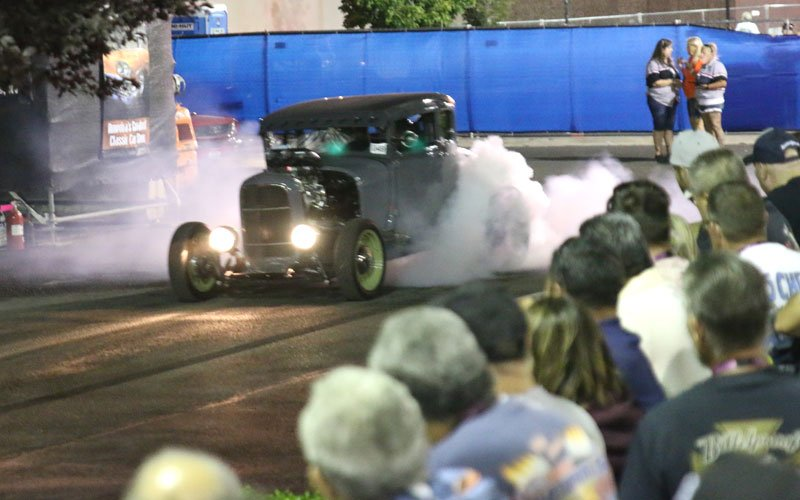 Drag Races at Hot August Nights 2019