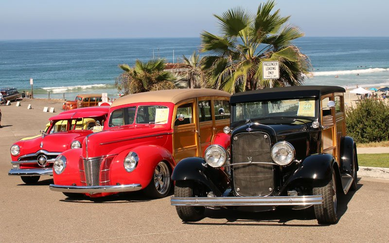 40th Annual Wavecrest Woodie Show