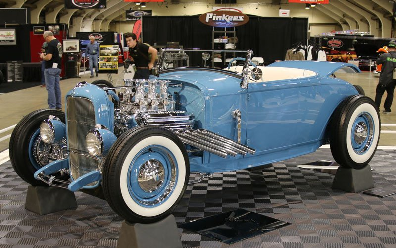 2020 Grand National Roadster Show at Pomona