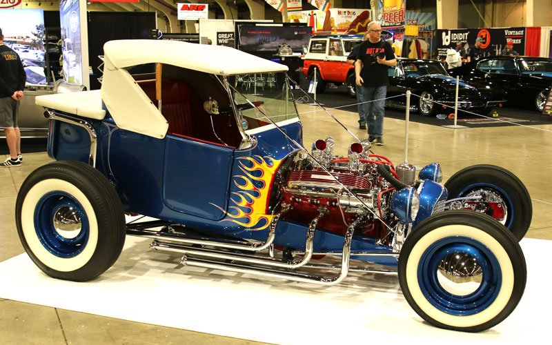 2020 Grand National Roadster Show special cars
