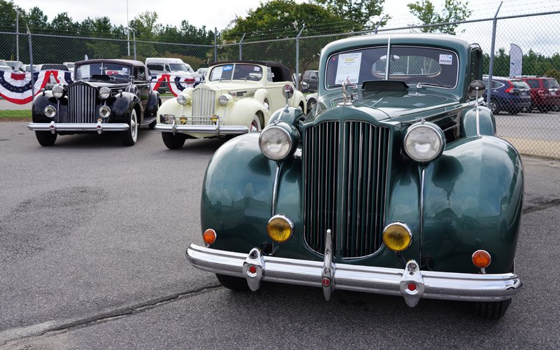 Packard Collection at the Raleigh Classic Auction
